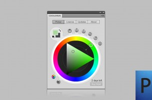 Color Wheel for Photoshop